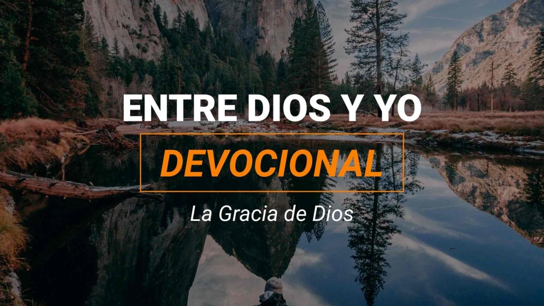 Devocional   La Gracia de Dios