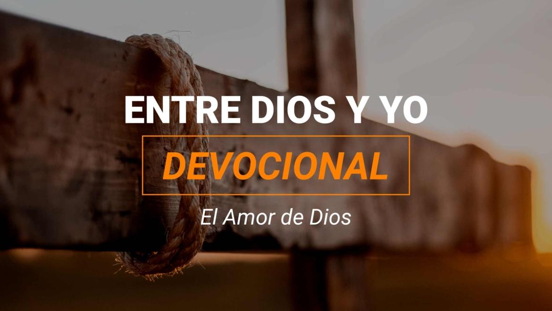 Devocional | El amor de Dios